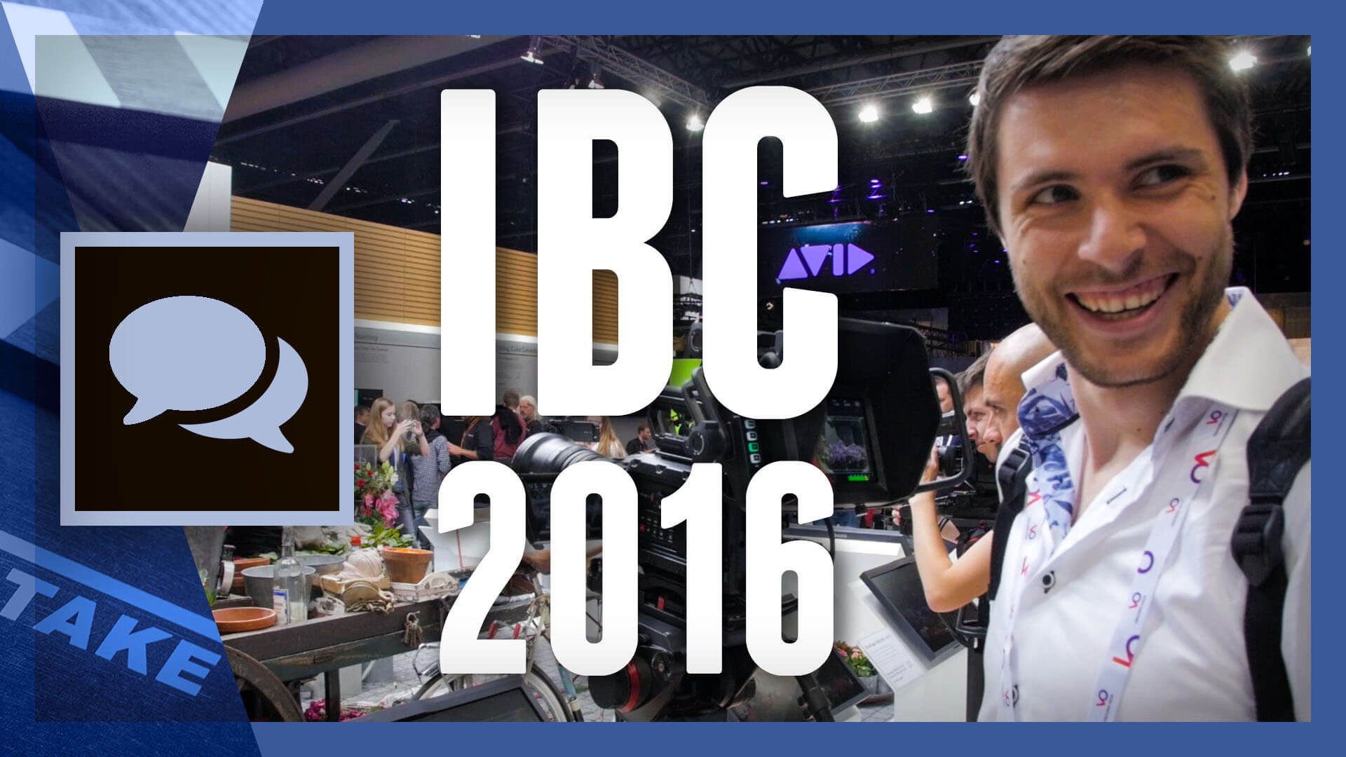What I've learned at IBC 2016