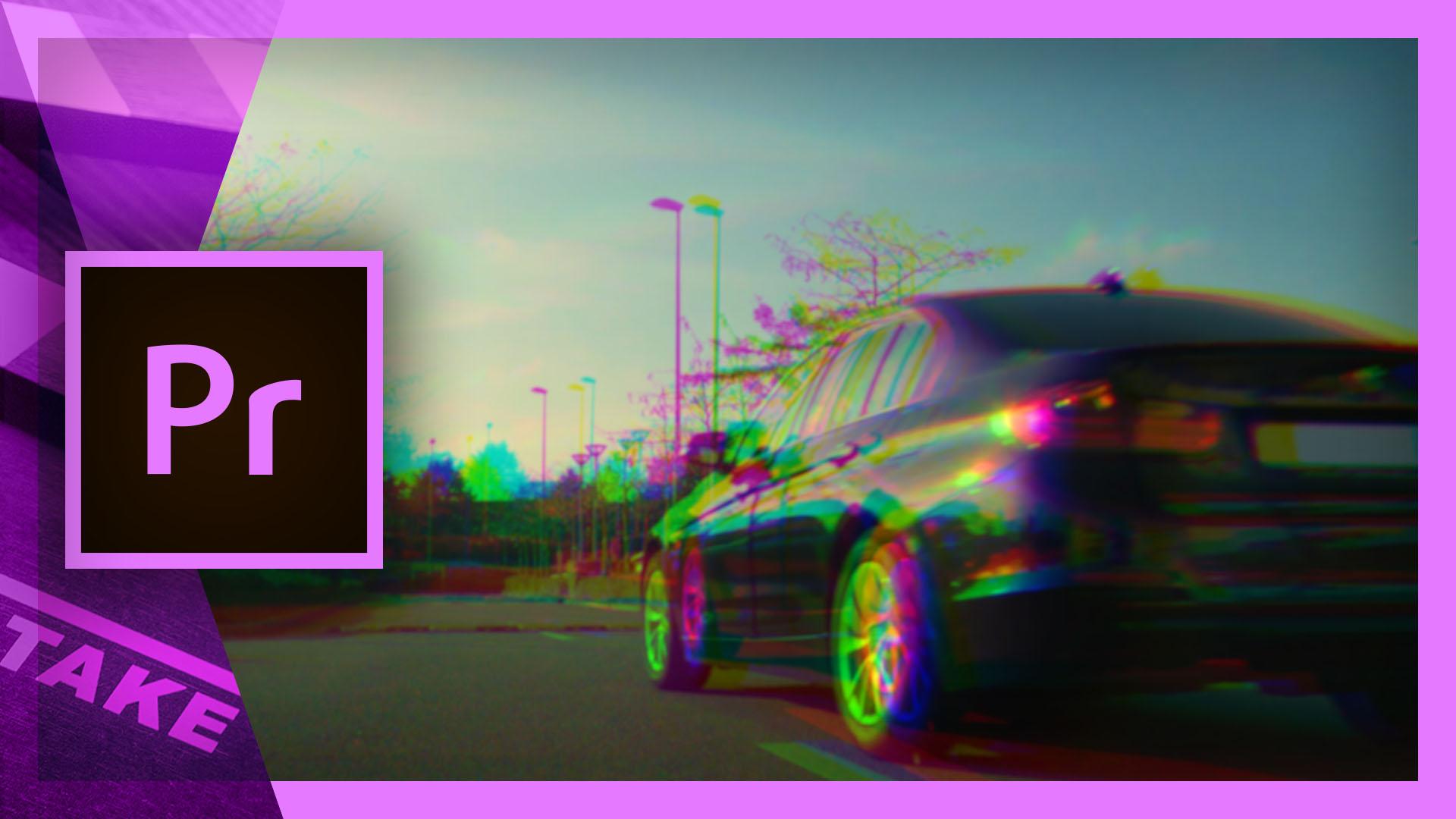 Create a glitch (distortion) effect in Premiere Pro ...