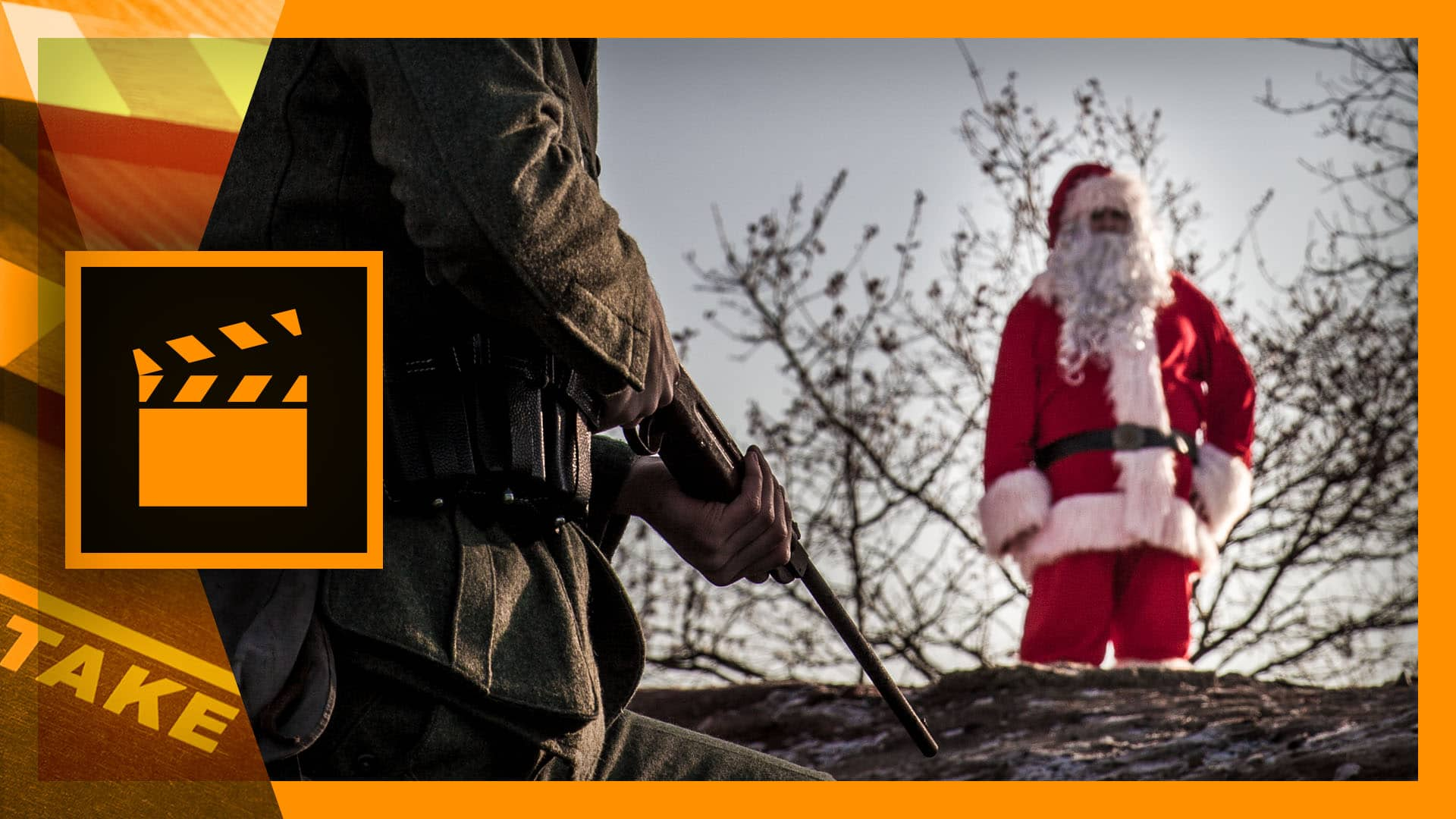 What if Santa had to work during the World War