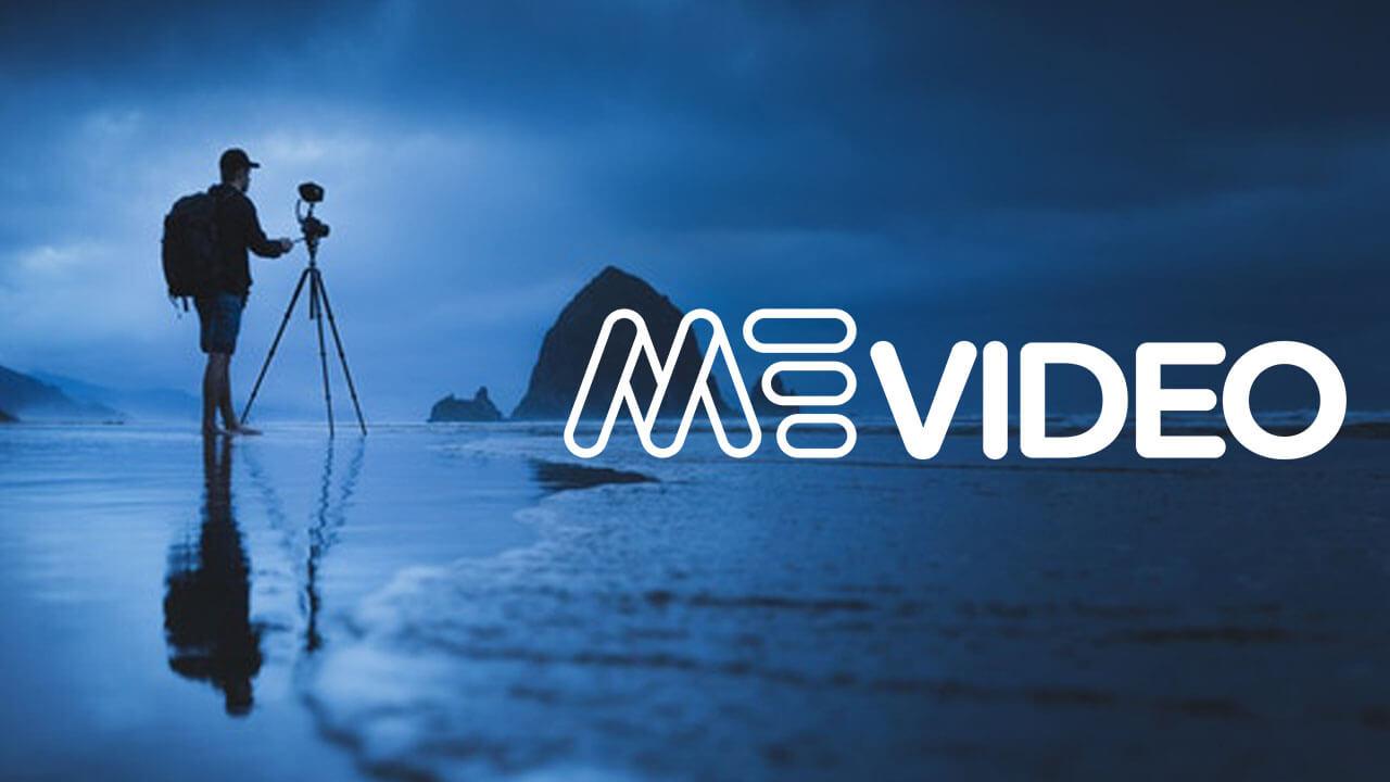 MeVIDEO Travel Video Tripod