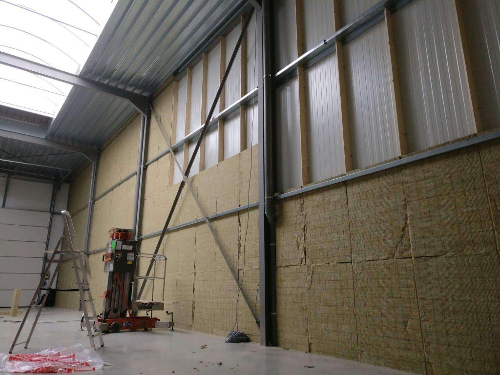 Film Studio Insulation